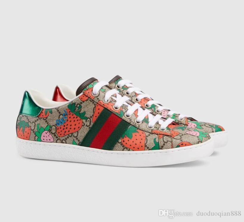 2019 Diseñador G Zapatos de conducción Moda Lujoso G Zapatillas de deporte para hombre Al aire libre Hombre Mujer Zapatos de cuero genuino zapatos
