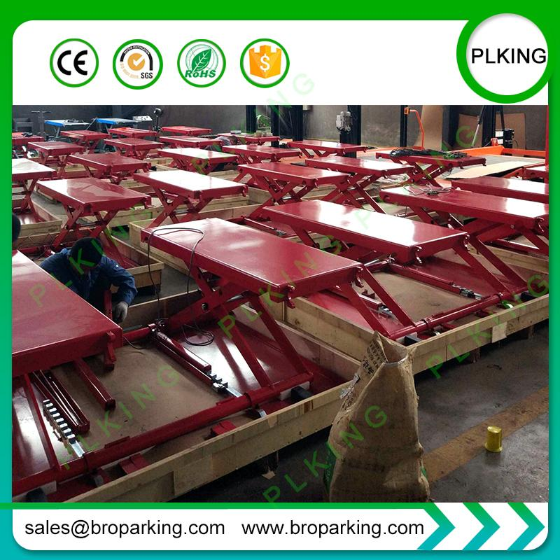 Middle Rise Car Service Scissor Lift for Sale with Cheap Price