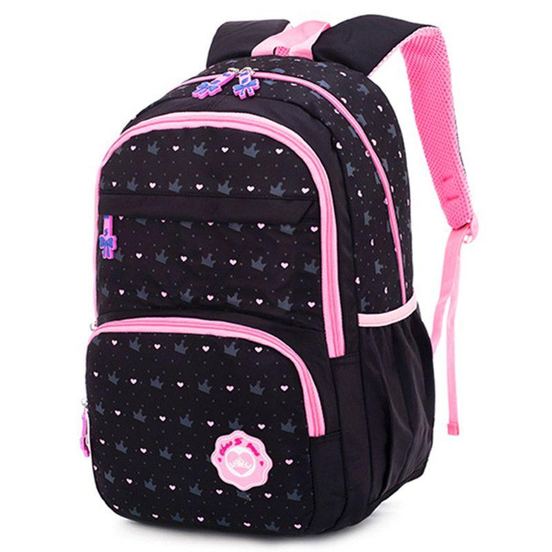 8a9de81567 Children Baby Teens Book Bag School Backpack Lovely Waterproof School Bags  For Girls Orthopedic Backpacks Kid Student Laptop Schoolbag Girls Backpacks  ...