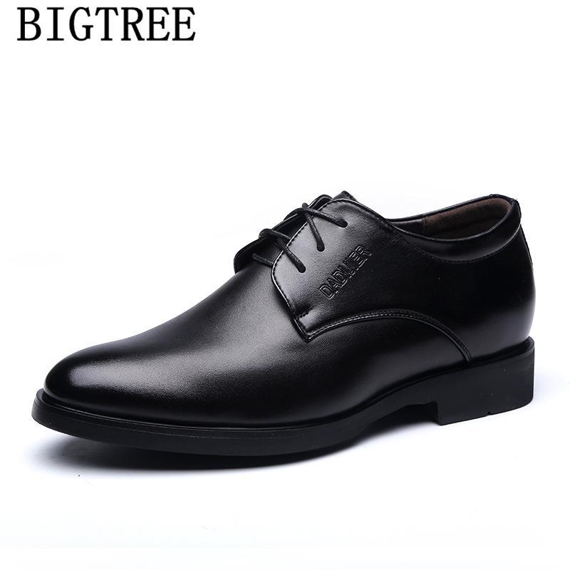 371fb78ad27c7 Compre Zapatos De Boda Para Hombre Zapatos Formales De Los Hombres Elegante  Vestido De Lujo De Cuero Hombres Oficina Zapatos Hombre Oxford Zapatillas  De ...