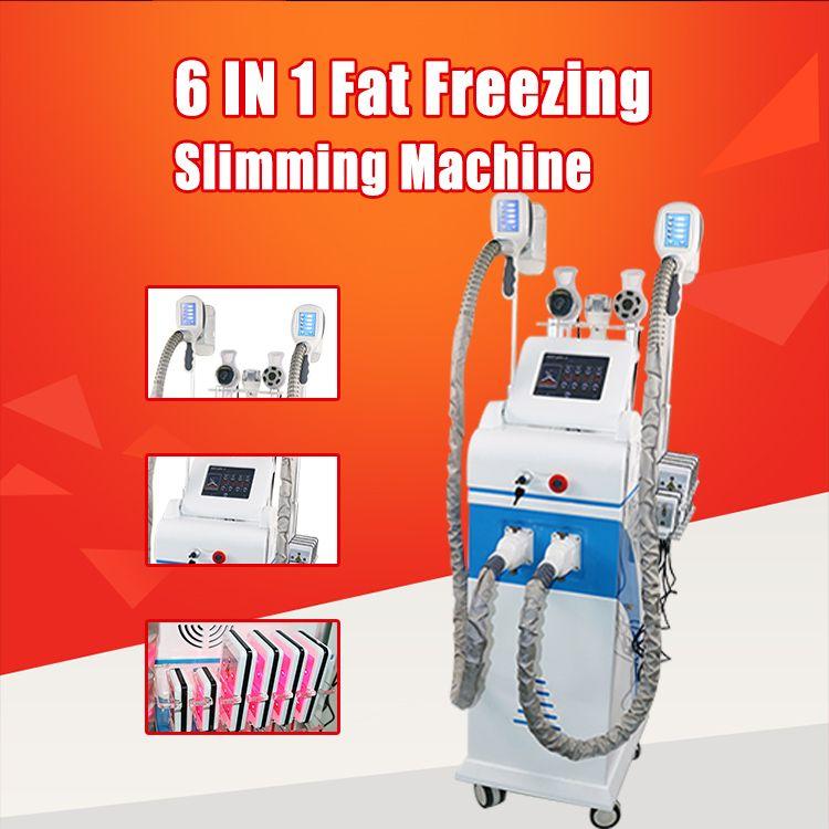 Professional Cool Sculpting Criolipolisis Fat Freeze Body Slimming Machine Cavitation Rf Lipo Laser Home Salon Use Ultrasound Beauty