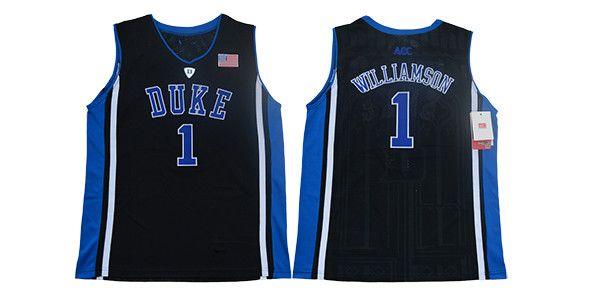 927ef5e6f58c 2019 2019 Youth NCAA Duke Blue Devils Basketball Jersey 1 Zion Williamson 5  RJ Barrett Blue Black White Kids Stitched College Basketball Jersey From  Pinbo88 ...