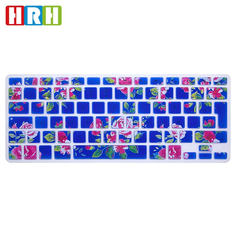 3e0f1d4f144 HRH ESP PS Silicone Spanish Animal Decal Keyboard Cover Protector For Macbook  Air Pro 13 15 17 For Apple Keyboard Protective Film Rubber Keyboard Covers  ...