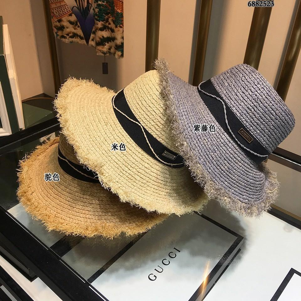 6d7b5883579fb 2019 The New Big Eaves Hats for Women Charming Goddess High Quality Light  Breathable Elaborateat Visor Hat Sun Protection Visor Online with   50.38 Piece on ...