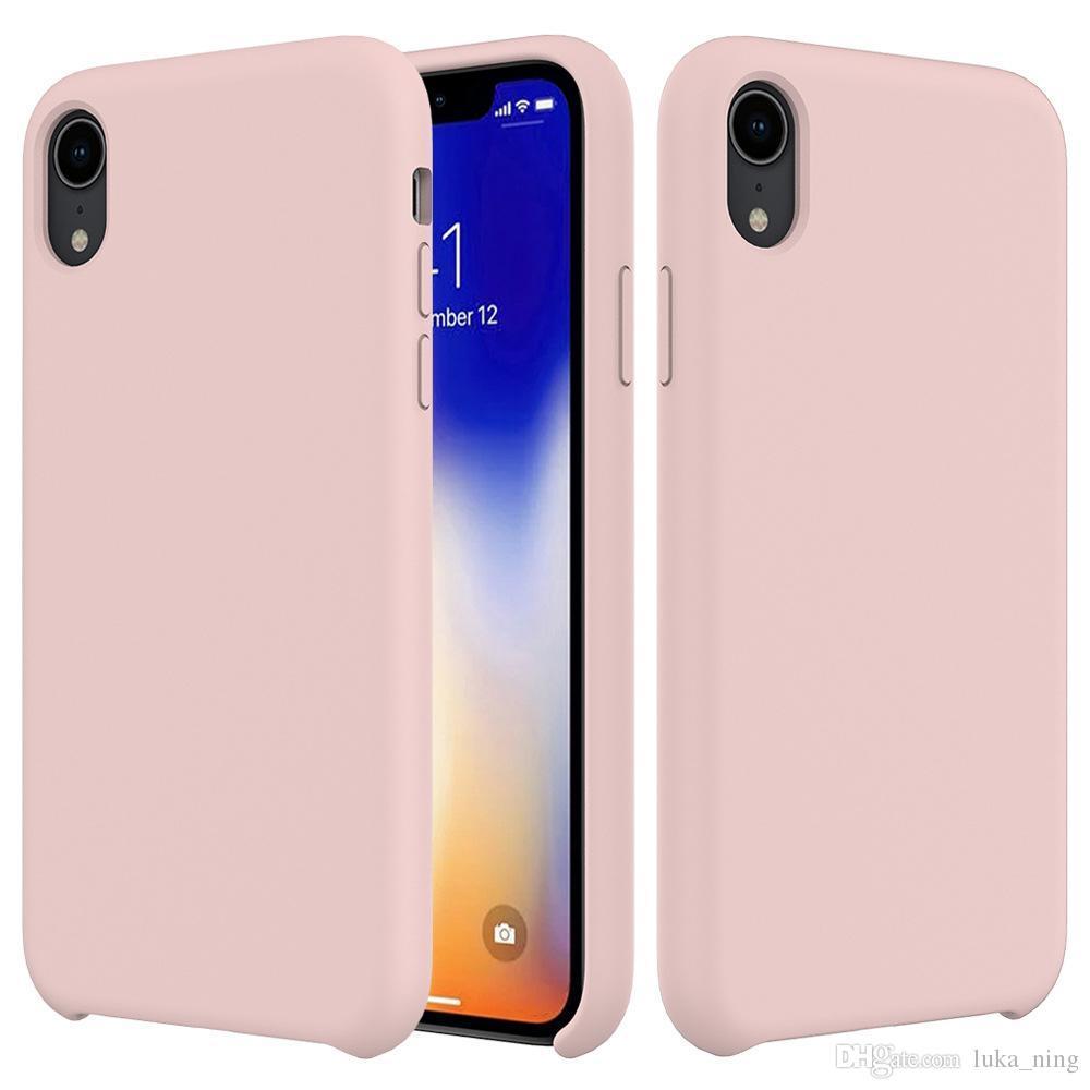 coque iphone xs max silicone originale