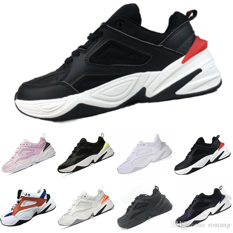 san francisco bc663 e87da Acquista Nike Air Monarch The M2K Tekno 2019 M2K Tekno Old Nonno Running  Shoes For Men Sneakers Da Donna Athletic Trainers Scarpe Sportive  Professionali ...
