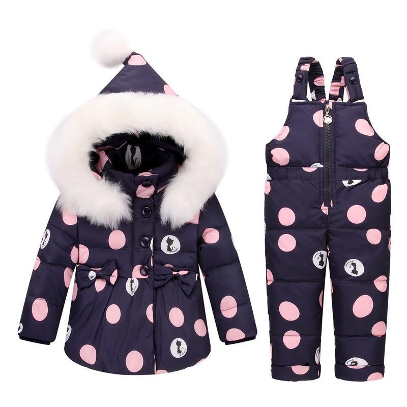 2db6a3975dfe2 Satın Al Kaliteli Bebek Kız Erkek Giyim Seti Kış Sıfır Giysi Altında Çocuk  Kapşonlu Snowsuit Aşağı Ceket Elbise Çocuklar Noel Set, $99.76 |  DHgate.Com'da
