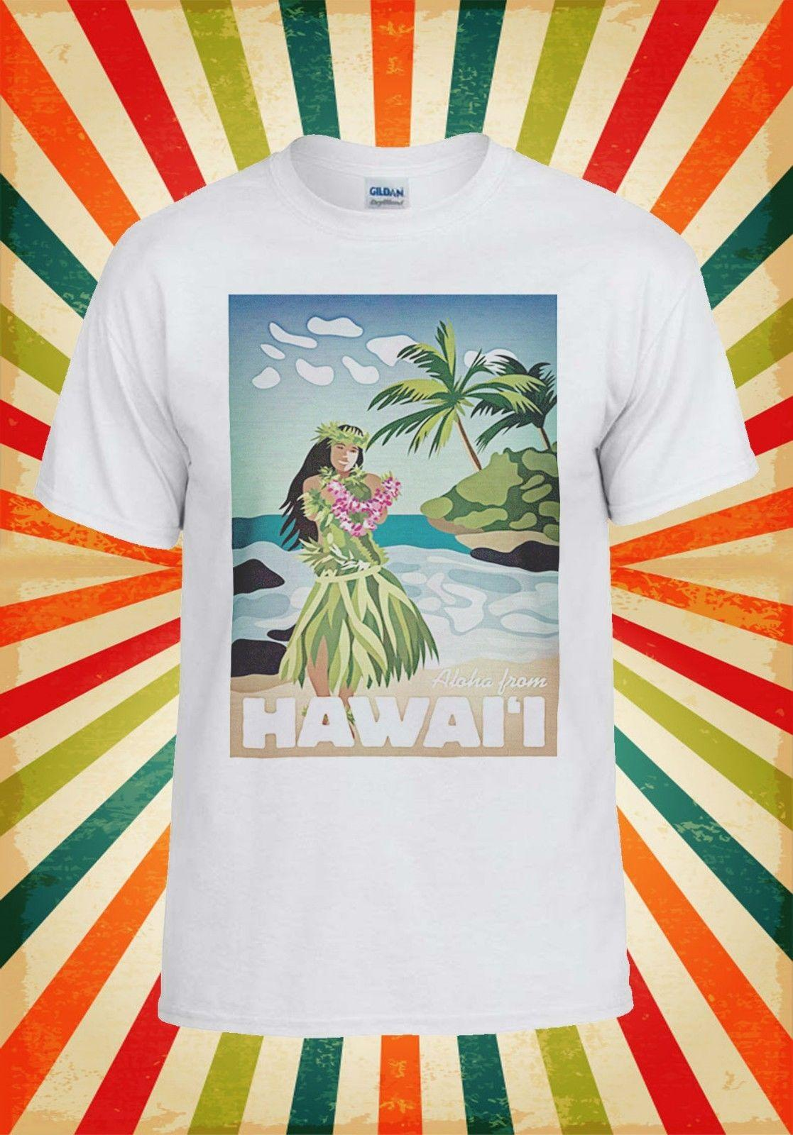 Hawaii Hula Girl Aloha Cool Funny Men Women Vest Tank Top Unisex T Shirt  430 Online with  13.54 Piece on Cheaptshirts48 s Store  a2de89992