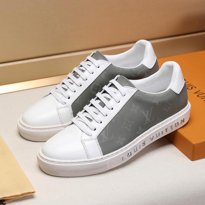 1e71f19fa Compre Mens Sapatos Casuais Moda De Alta Qualidade Calçados De Plataforma  Zapatos De Hombre Lace Up Sapatilha Sapatilhas Dos Homens Do Vintage Moda  De ...