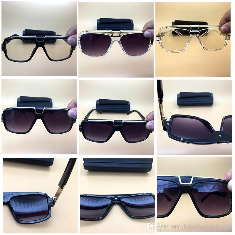 bb683d577df Cheap Oversized Gazelle Eyewear Men Women Luxury Square Sunglasses Brand  Designer Riding Sun Eyeglasses Prescription Occhiali Da Sole Victoria  Beckham ...