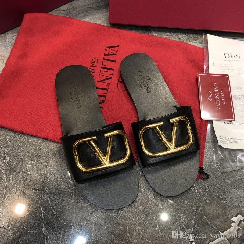 19829d9f5 Fashion Flip Flops Men Sandals Shoes For Casual Walking Beach Slides EVA  Massage Slippers Designer Flats Male Summer Mens Shoes Size 35 42 Shoes For  Women ...