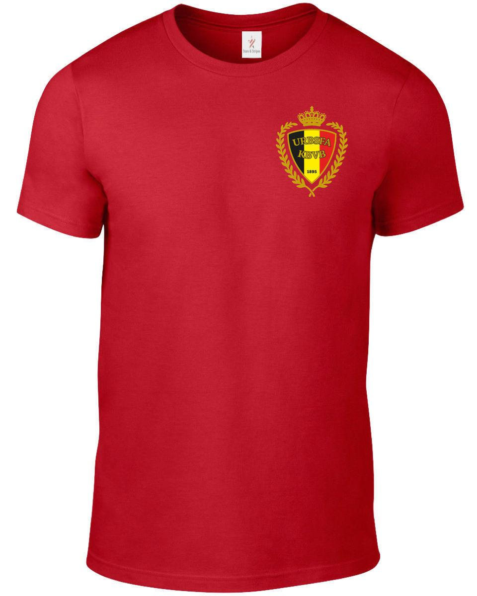 6f05aacc470 BELGIUM WORLD CUP 2018 T SHIRT FOOTBALL SOCCER PLUS SIZES S 5XL TEE  F5.1Funny Unisex Casual Buy Tees Funniest T Shirt From Fastshipdirect,  $12.96| DHgate.