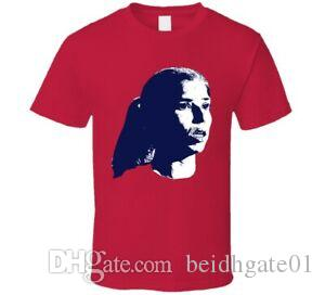 Tobin Heath Team USA Frauen 039 s WM 2019ccer Spieler Fan T Shirt