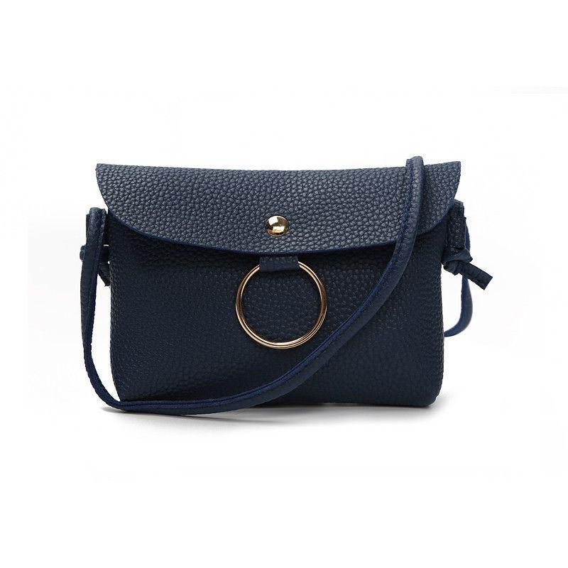 250e08edad Cheap New Hot Sale Women Solid Colour Handbag Bag 2018 Fashion Small Square  Shoulder Bag Casual Messenger Bag Ladies Handbags Leather Handbags From  Bag77