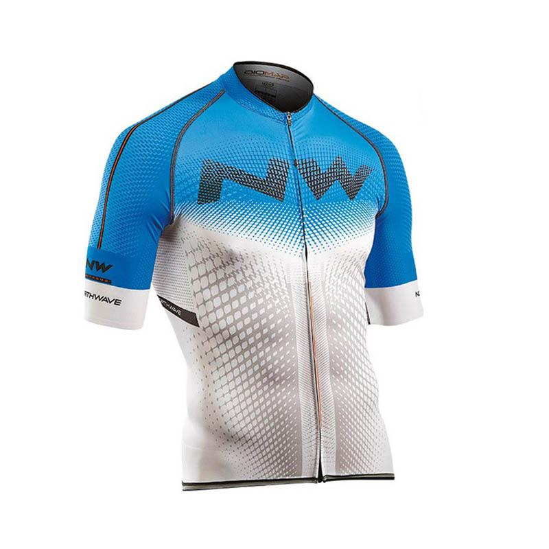 NW Team Men Cycling Jersey 2018 MTB Road Bike Jerseys Short Sleeve ... f741ed8d3