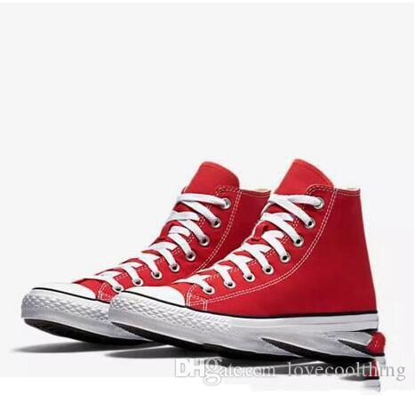 Home> Shoes & Accessories> Casual Shoes> Product detail Drop Shipping Brand New 15 Colors All Size 35-46 High Top sports stars Low Top Cla