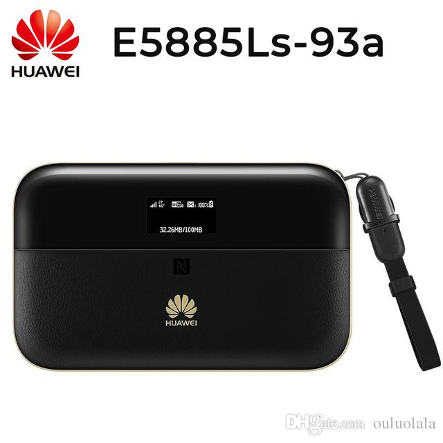 Original Huawei WiFi 2 Pro E5885Ls-93a 4G Reverse Charging High Speed WiFi  Dual Band, Micro SD Card Expansion App Configuration NFC Express