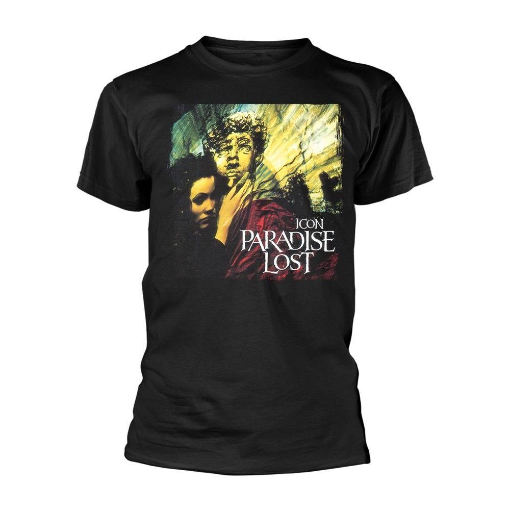 511d18b0a5ac Paradise Lost Icon Gothic Doom Metal Rock Official Tee T Shirt Mens Unisex  The New Short Sleeve Classical Top Tees Humor Tees Funny Tee From  Coachteeshirt, ...