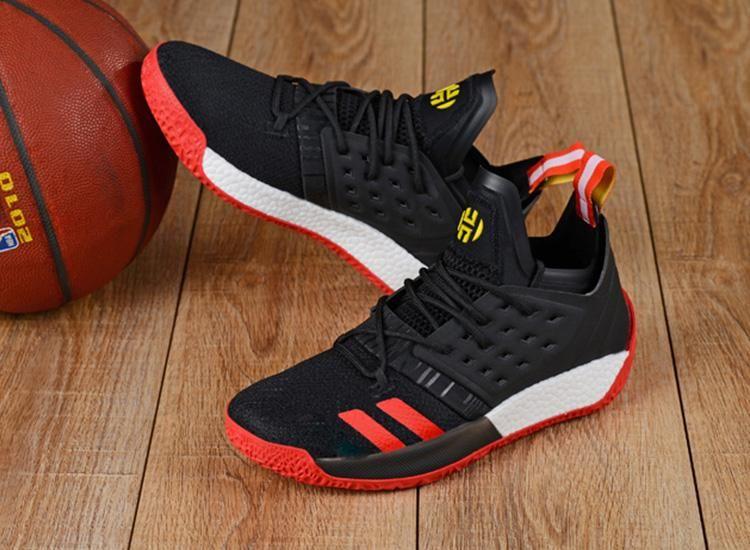 b6d28603541 Compre Nueva Llegada 2019 Zapatos James Harden 2 Vol.2 Para Hombres Lobo  Gris Canasta Deportiva Zapatillas De Deporte De Pelota Boost De  Entrenamiento Con ...