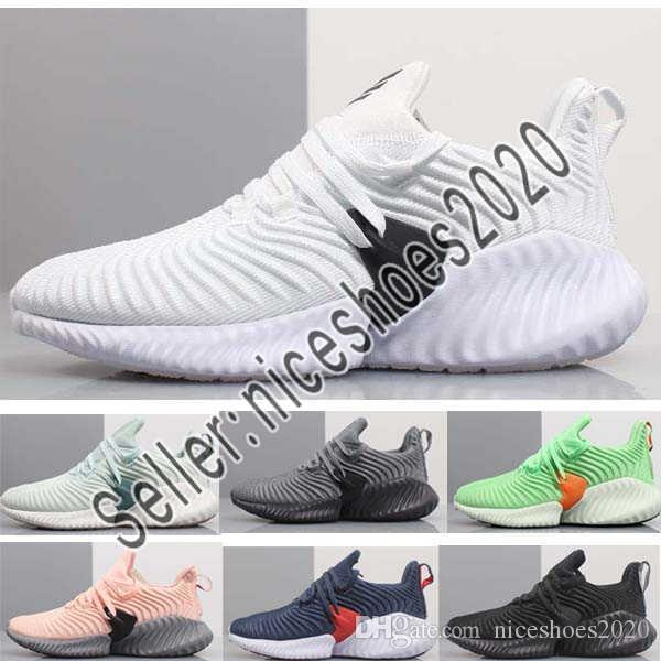 c5372d257 2019 New Y 3 Futurecraft 4D AlphaEDGE Print Runner B75942 Men Running Shoes  Y3 QASA Yohji RACER Outdoor Alphabounce Designer Trainers Sneakers From ...