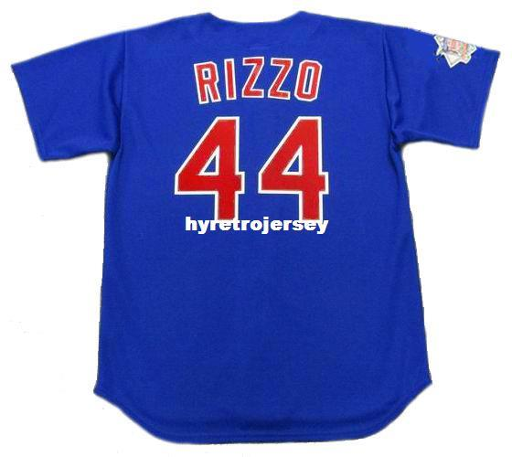 a895f2a99 ... low price 2019 cheap custom anthony rizzo chicago stitched top sewing  alternate shirt jersey retro mens
