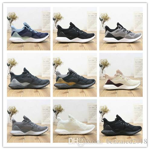3a42a087d 2019 2019 New Arrive Alphabounce Beyond Boots 330 Men Running Casual Shoes  Alpha Bounce Hpc Ams 3M Sports Trainer Jogging Sneakers SIZE 40 45 From ...