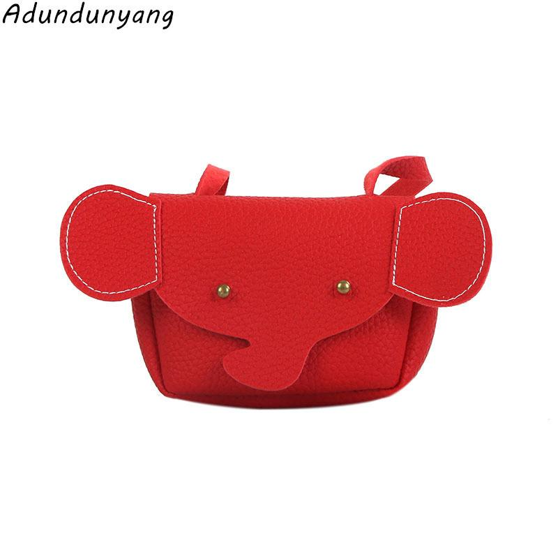 Cheap Girls Mini Messenger Bag Elephant Cartoon Kids Baby Small Coin Purses  Lovely Baby Children Handbags Kids Shoulder Bags Bolsa Man Bags Crossbody  Purses ... 358f401486dc