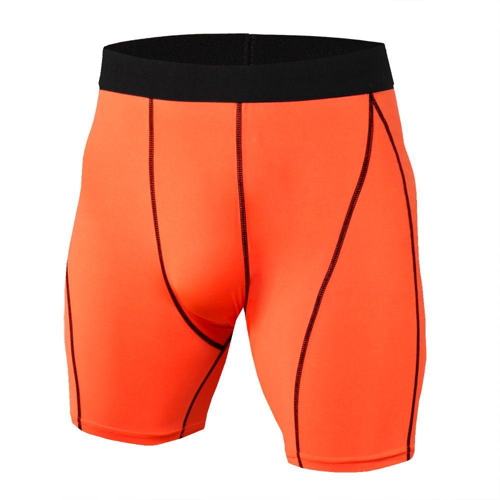Fashion Summer Sport Shorts Men Fitness Crossfit Sweatpants Compression Short Pants Underwear Mens Gym Run Jogging Shorts