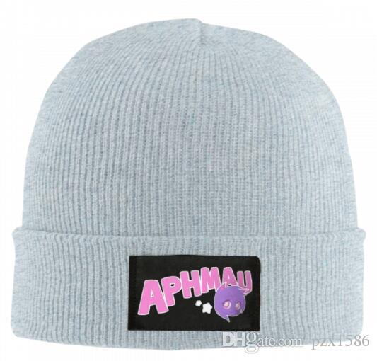 96ca89cc1f3 Hot Sale Winter Hat Cap Aphmau Gaming Beanie Wool Knitted Men Women Caps  Hats Skullies Warm Beanies Unisex Slouchy Beanie Crochet Pattern Baby Boy  Hats From ...