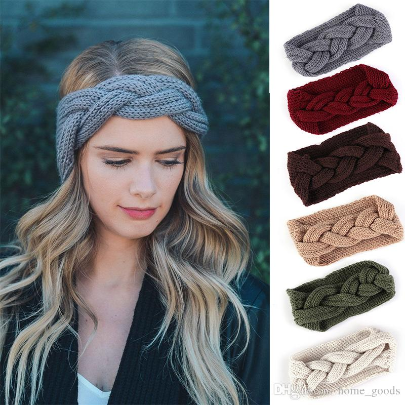 BLUE AND WHITE STRIPE KNOTTED HEADWRAP HAIR WRAP SELF TIE HEADBAND LADIES NEW