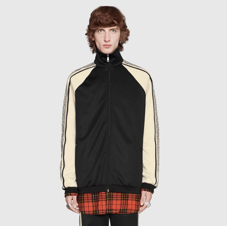 b3804d103d1 19SS Luxury Brand Classic LOGO Jacket Men Women Stitching Coats ...