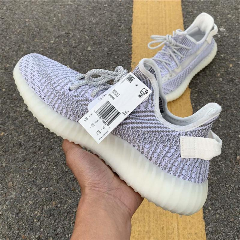 449227d96 2018 New Authentic 350 V2 Static Kanye West Man Women Outdoor Shoes Butter  Sesame Zebra Semi Frozen Yellow EF2905 Sneakers With Box Running Shoes  Athletic ...