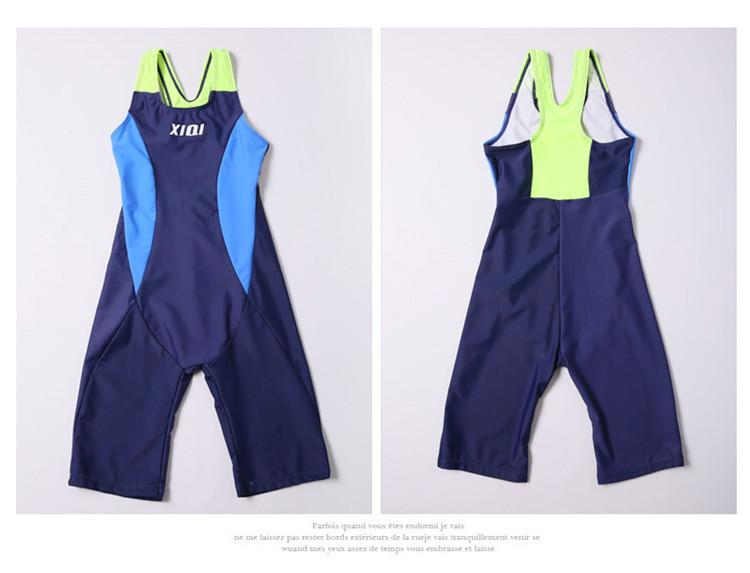 Child Sport Swimwear One Piece Boys Professiona Girls Swimsuits Kids Bathing Suits Baby Swimming Suit Children Beach Wear