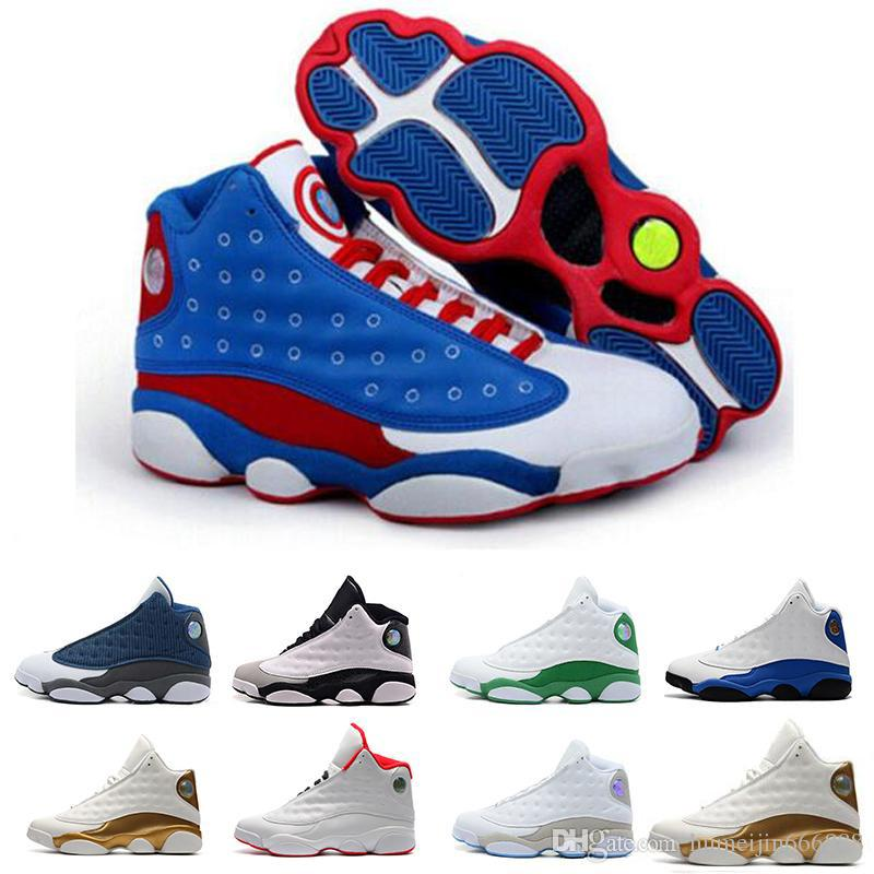 e80d313da8a782 2019 Top Quality Men Designer Wholesale Cheap NEW 13 13s Mens Basketball  Shoes Sneakers Women Sports Trats Trainers Running Shoes From  Humeijin666888