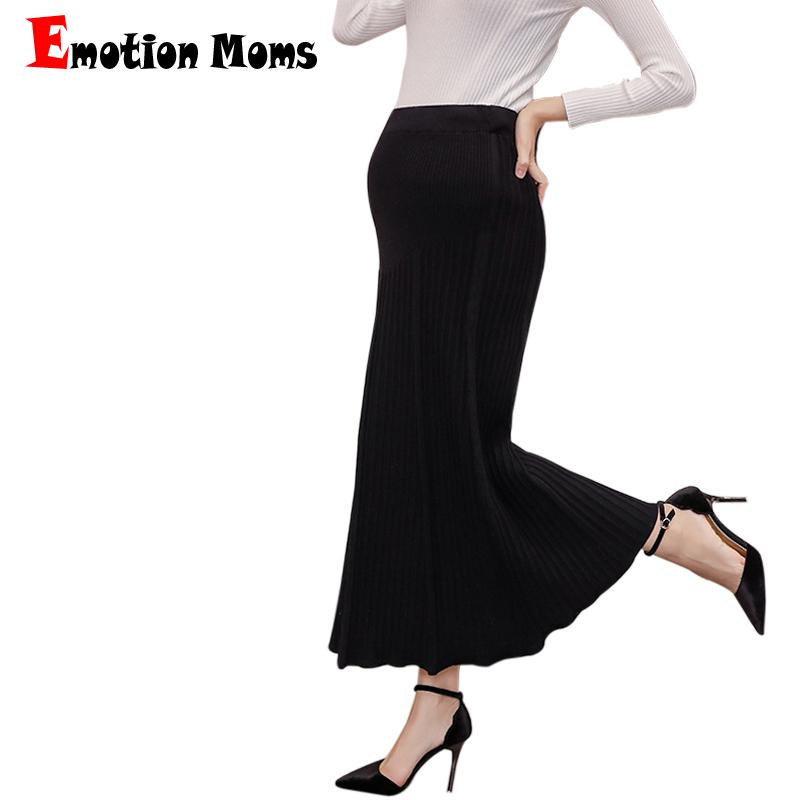 867fd31db3311 2019 Emotion Moms Fashion Maternity Clothings Dress For Pregnant Women  Spring Autumn Maternity Skirts Pregnancy Pants Dress From Newyearable, ...