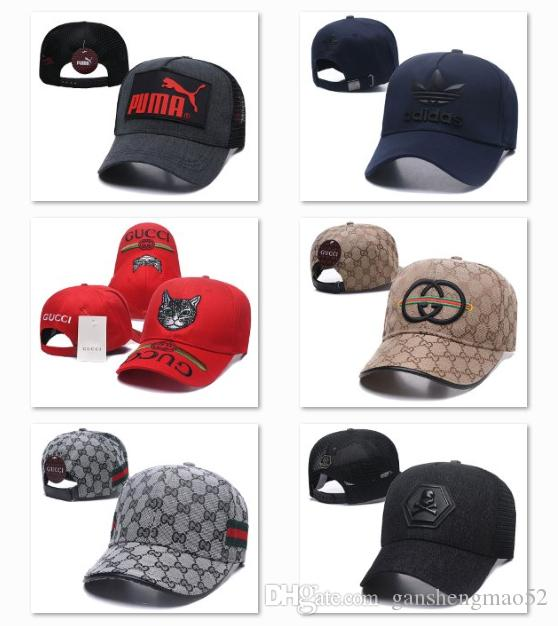 ce4e4b67 Cotton Dad Cap Fashion Brand Designer Hats 2019 New Style Polo Snapbacks Baseball  Caps Personalised Best Mens Dome Ball Cap Adult DF8G02 Caps Lids From ...