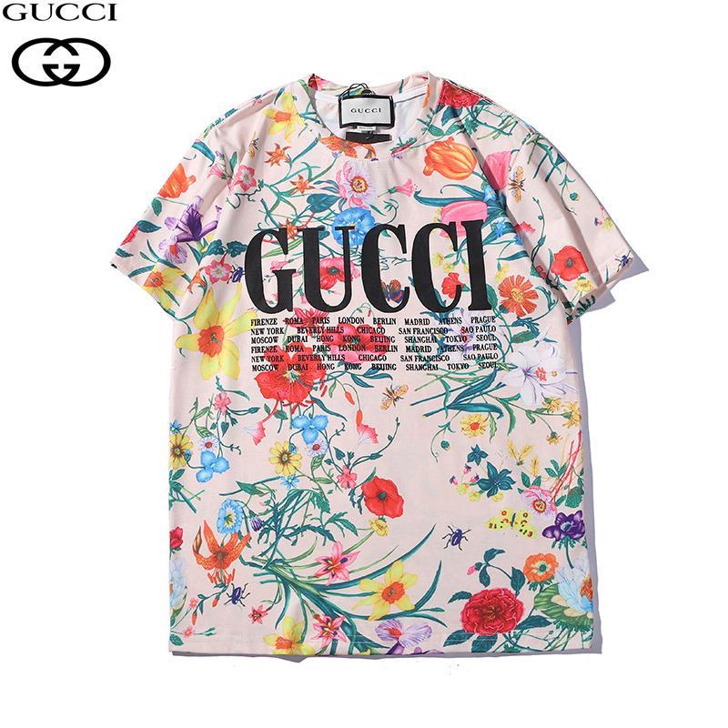 Compre Nuevo 2019 Camisetas De Verano Para Hombre Tallas Grandes Camiseta De Manga Corta Camiseta De Algodon Disenador De Ropa 3d 451 A 20 31 Del Ying2018 Dhgate Com