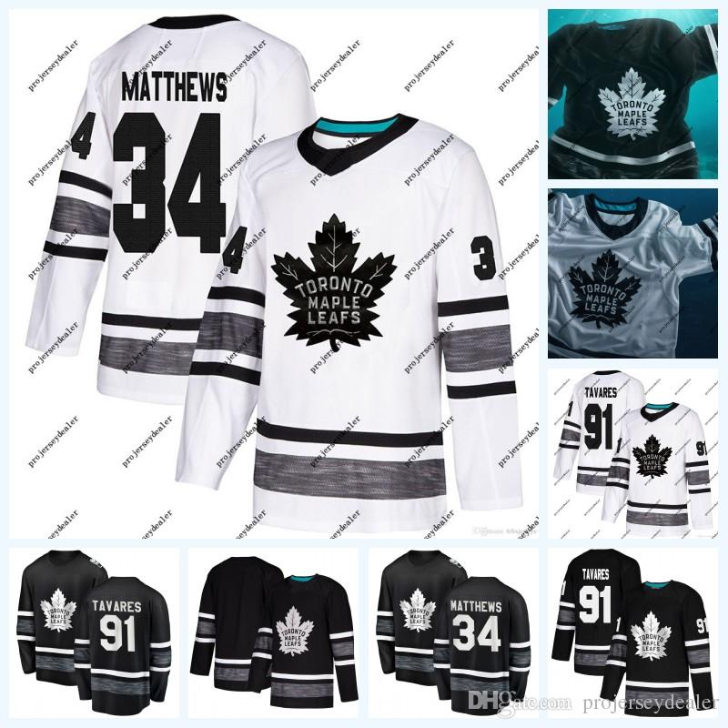 a450ac60c 2019 16 Mitch Marner Toronto Maple Leafs 91 Tavares 44 Morgan Rielly 34  Auston Matthews Frederik Andersen Nazem Kadri 2019 All Star Game Jersey From  ...