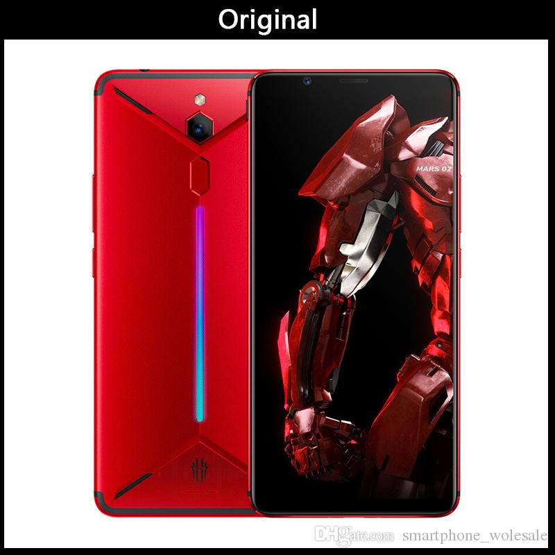 ZTE Nubia Red Magic Mars Game Smartphone 6 0 inch 6GB/8GB/10GB RAM  64GB/128GB/256GB ROM Snapdragon 845 Octa-core Android 9 0