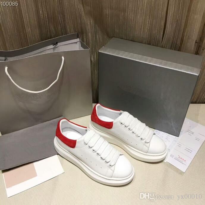 f13a54c2 Compre Descuento En Línea Nombre Marca Hombre Zapatos Casuales Moda De  Cuero Con Cordones Zapatos De Corte Bajo Runaway Arena Zapatos Xrx18071419  A $71.07 ...