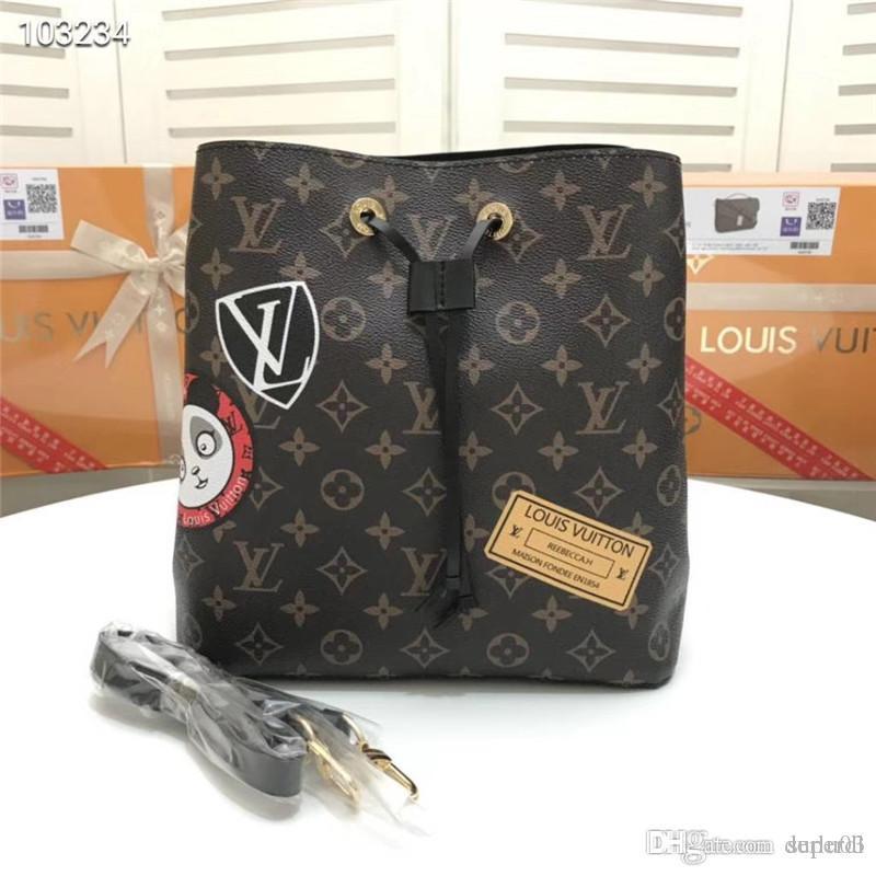 62b84daee NEW Luxury Crocodile Pattern Designer Bags Famous Brand Women ...