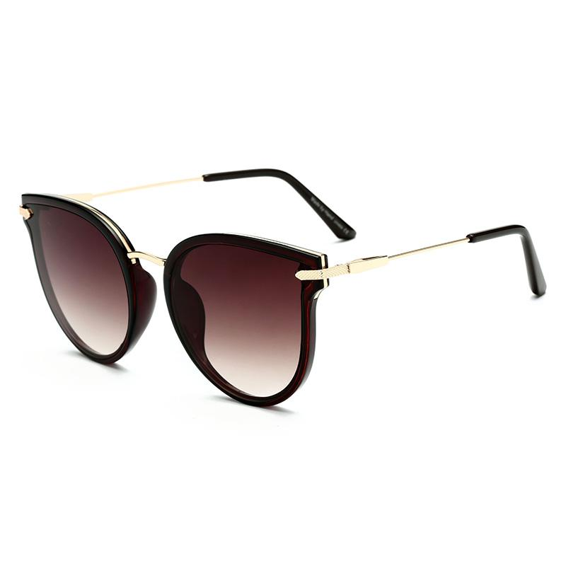 2019 Fashion Summer Retro Sunglasses Women Brand Designer Gradient Color  Sun Glasses For Female Ladies Eyewear Oculos De Sol Designer Eyeglasses  Womens ... 2e73653ae0