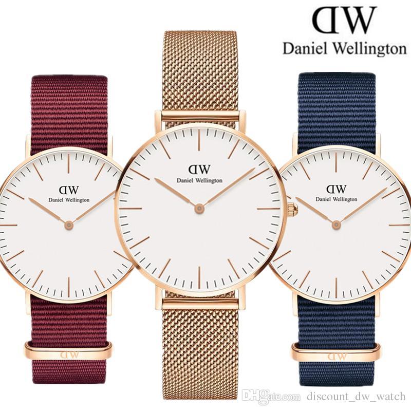 1a5a6738d6ba2 Cheap Silver Daniel Wellington Watches Women Best Gold Diamond Watches for  Women