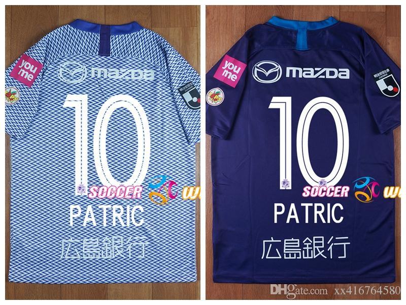 d92b6b8b933 2019 2019 Sanfrecce Hiroshima F.C Soccer Jersey 19 20 J1 LEAGUE Thai  Quality PATRIC Home Away Football Shirts From Xx416764580