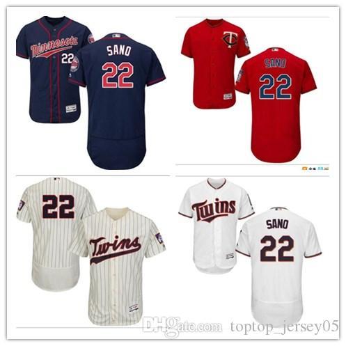 best service f4a9e ffbd8 2018 can Minnesota Twins Jerseys #22 Miguel Sano Jerseys  men#WOMEN#YOUTH#Men s Baseball Jersey Majestic Stitched Professional  sportswear