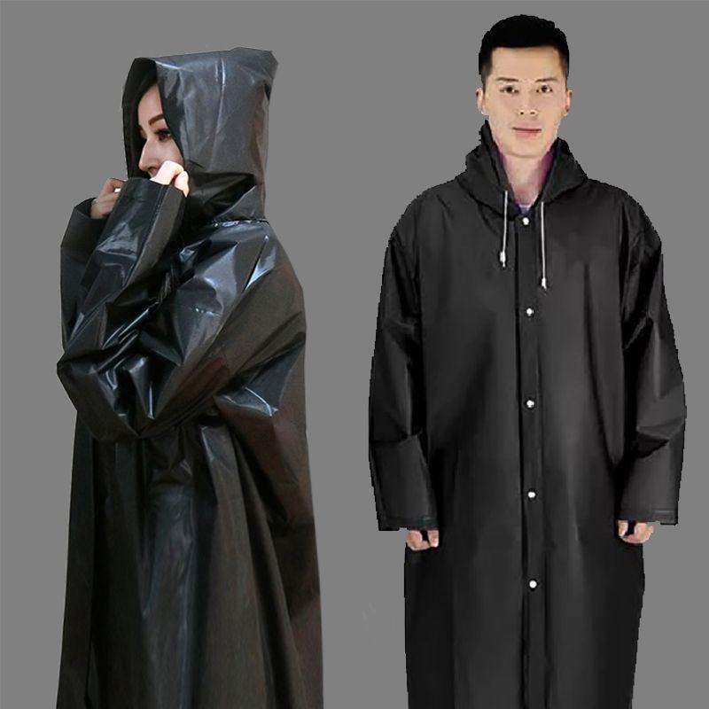 96a1fa1828bb 2019 Women Raincoat Rainwear Men Rain Coat Impermeable Capa De Chuva ...