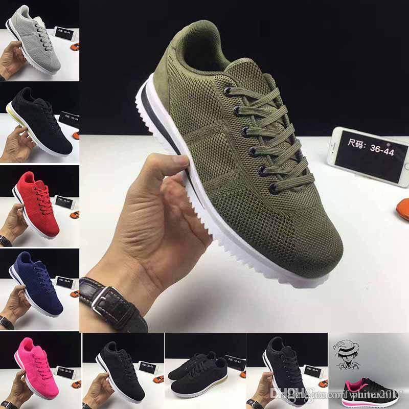 New Product Best Sellers 2018 Classic Shoes 5.0 Cortez Basic Leather ... 87b559c5faab