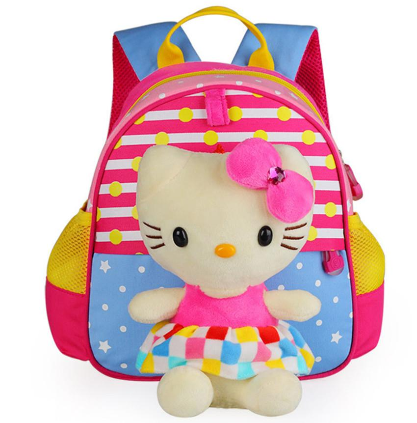 895b892e6b Lovely Cartoon Kid School Backpack For Child School Bag For Kindergarten  Girl Baby Student School Boy Cute Bear Backpack Mochila Cheap Backpacks  Rolling ...