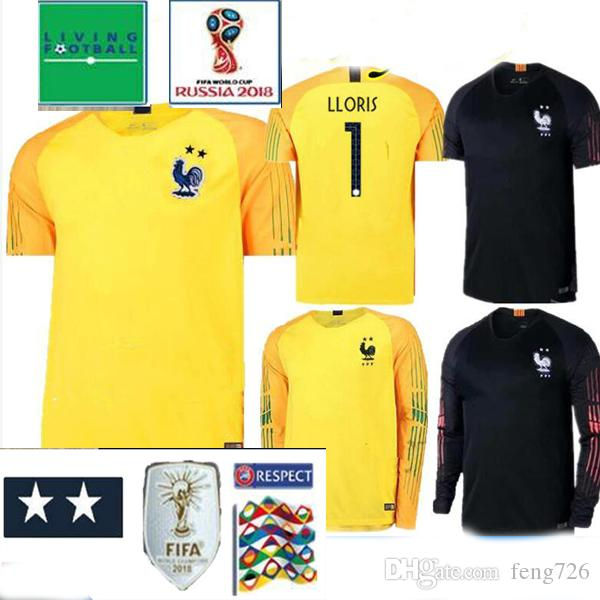 b9f473be575 2018 UEFA National League  16 PERONNY Soccer Jersey 2019 French ...