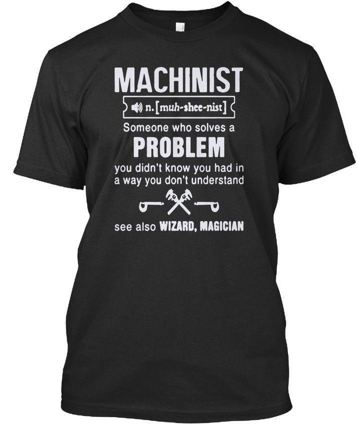 ec2d285081 Machinist Dictionary Term Funny Wholesale Tee T Shirt Clothes T Shirt Crazy T  Shirts Designs From Jie035, $14.67| DHgate.Com